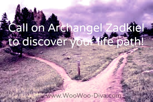 2 paths.. call on archangel zadkiel to discover your path