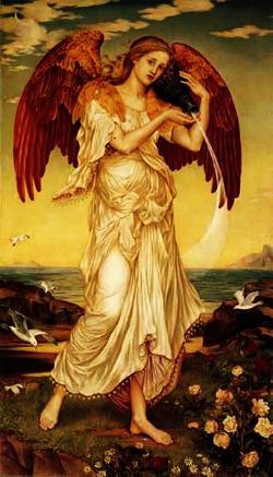 Greek Goddess Eos