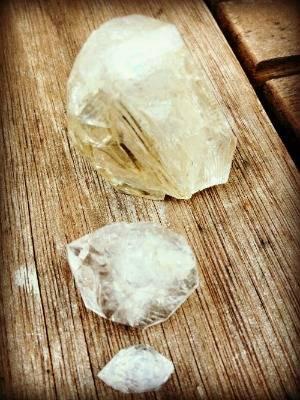 Crystals I found