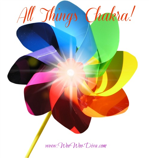 All Things Chakra!
