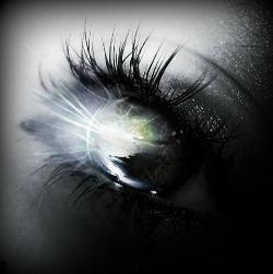 Light in eye
