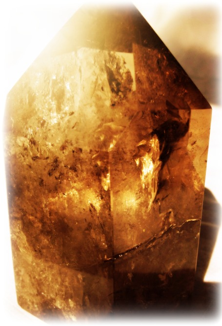 Smokey Quartz Crystal